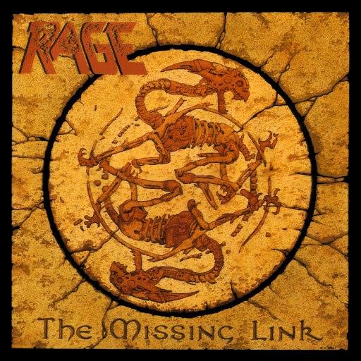 Rage альбом The Missing Link (Remastered)