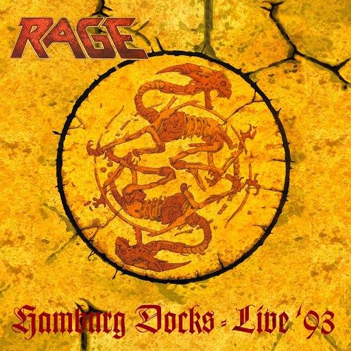 Rage альбом Hamburg Docks (Live '93) [Remastered]