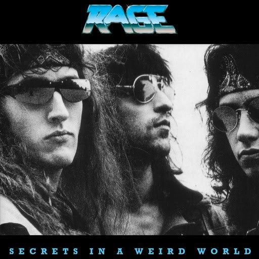 Rage альбом Secrets in a Weird World (Remastered)