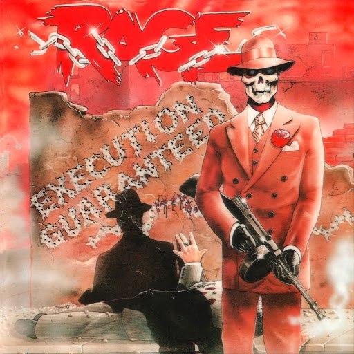 Rage альбом Execution Guaranteed (Remastered)