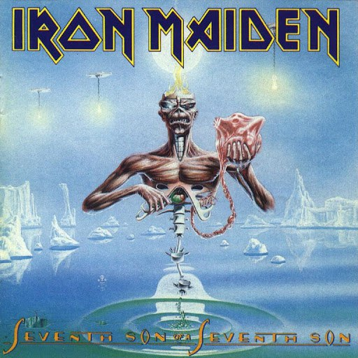 Iron Maiden альбом Seventh Son Of A Seventh Son (1998 Remastered Edition)