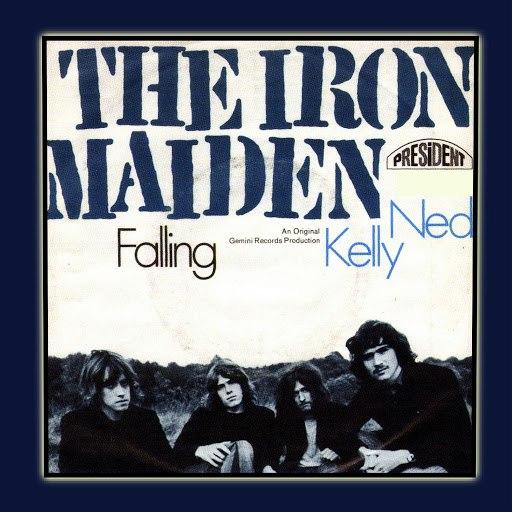 Iron Maiden альбом Falling