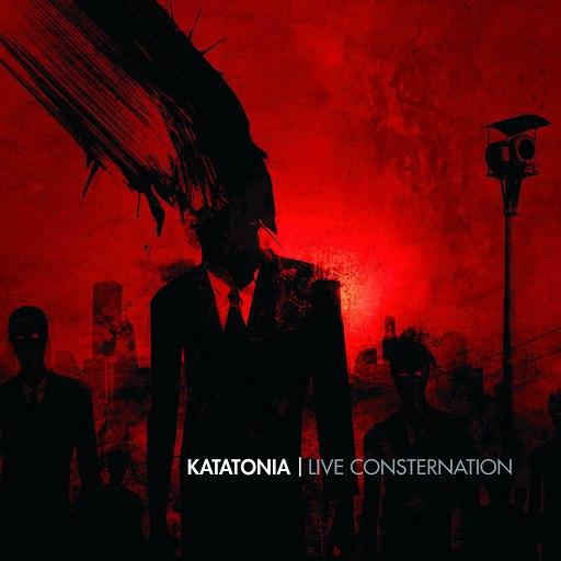 Katatonia альбом Live Consternation