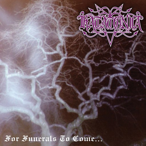 Katatonia альбом For Funerals to Come