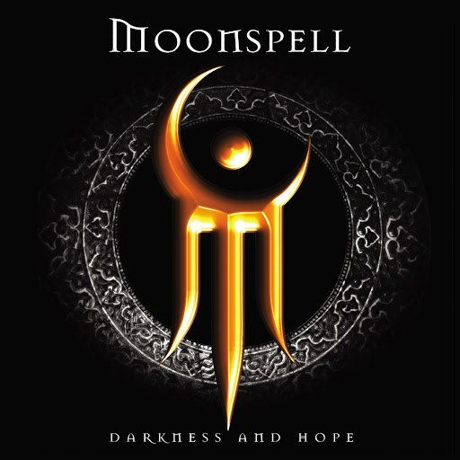Moonspell альбом Darkness and Hope