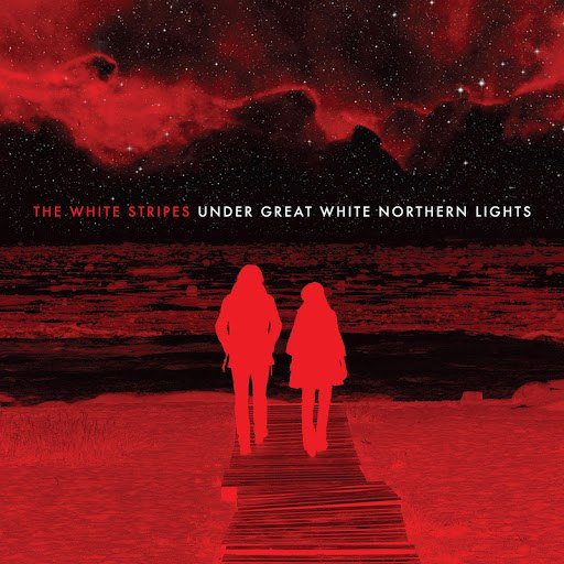 The White Stripes альбом Under Great White Northern Lights