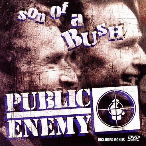 Public Enemy альбом Son Of A Bush
