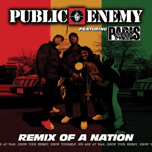 Public Enemy альбом Remix of a Nation