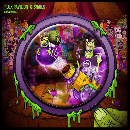 Flux Pavilion альбом Cannonball