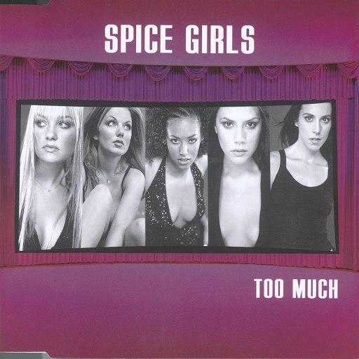 Spice Girls альбом Too Much