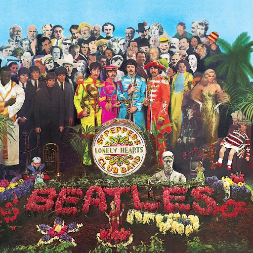 The Beatles альбом Sgt. Pepper's Lonely Hearts Club Band (Remastered)