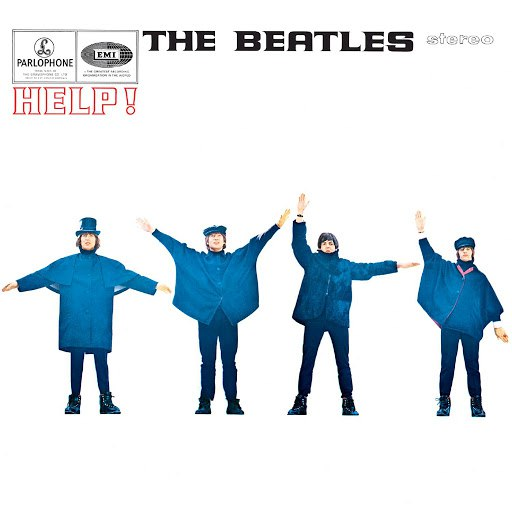 The Beatles альбом Help! (Remastered)