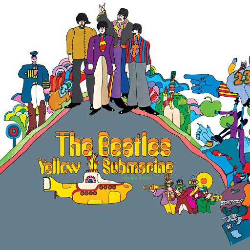 The Beatles альбом Yellow Submarine (Remastered)