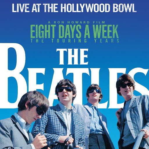 The Beatles альбом Live At The Hollywood Bowl