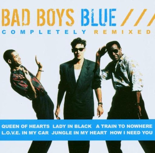 Bad boys blue альбом Completely Remixed