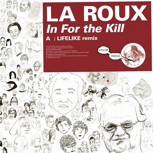 La Roux альбом Kitsuné: In for the Kill (Lifelike Remix)