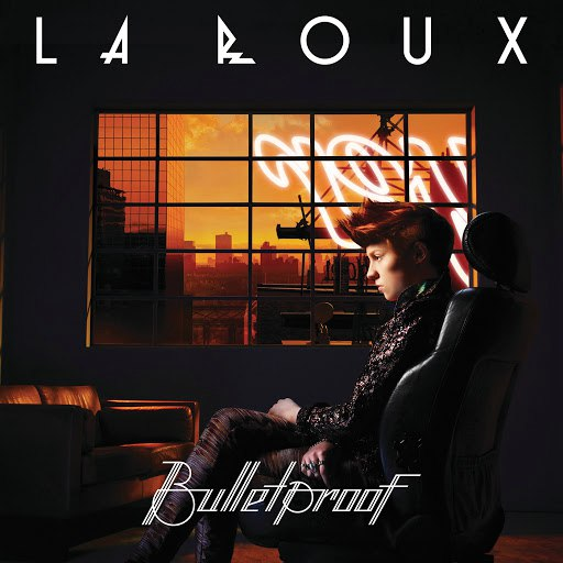 La Roux альбом Bulletproof