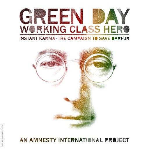 Green Day альбом Working Class Hero