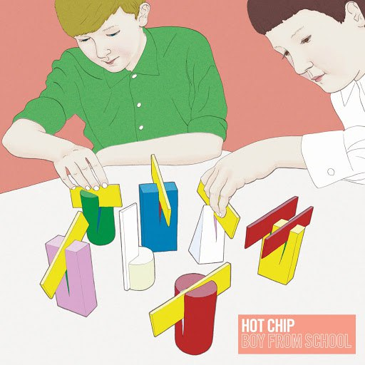 Hot Chip альбом Boy From School [The Mixes]