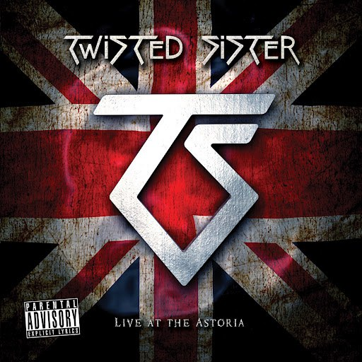 Twisted Sister альбом Live At The London Astoria