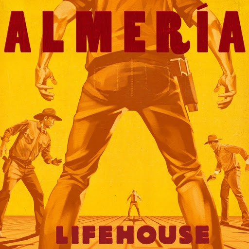 Lifehouse альбом Almeria (Deluxe)