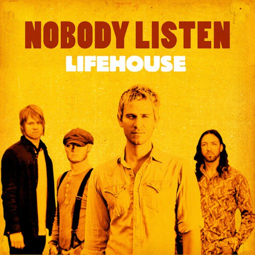 Lifehouse альбом Nobody Listen