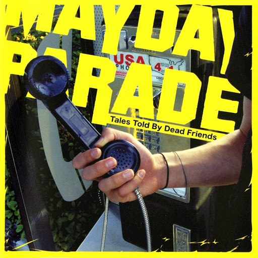 Mayday Parade альбом Tales Told By Dead Friends