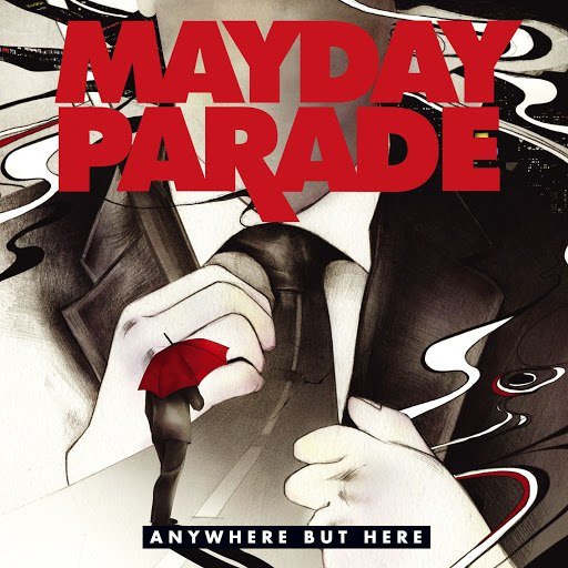 Mayday Parade альбом Anywhere But Here (Deluxe)