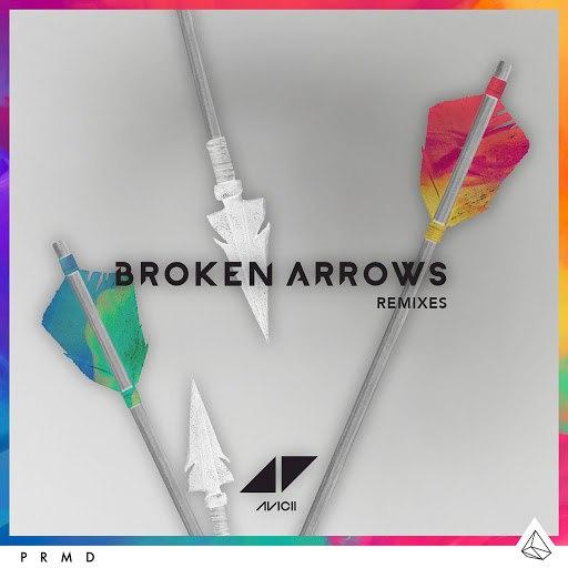 Avicii альбом Broken Arrows (Remixes)