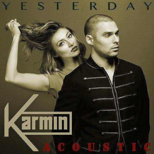 Karmin альбом Yesterday (Acoustic)