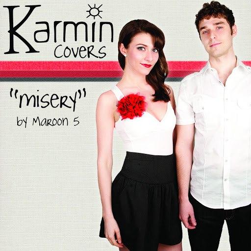 Karmin альбом Misery [originally performed by Maroon 5]