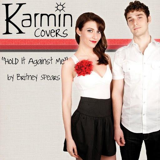 Karmin альбом Hold It Against Me