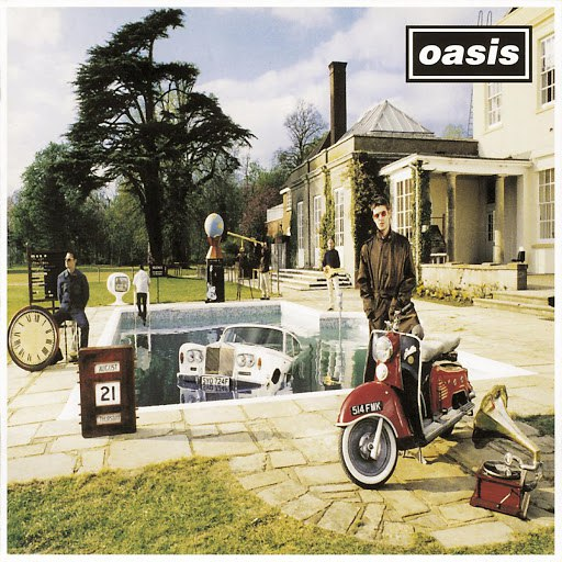 Oasis альбом Be Here Now