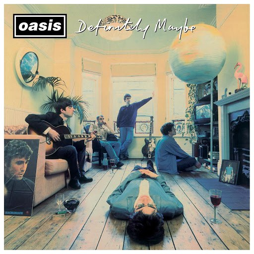 Oasis альбом Definitely Maybe [Remastered] (Deluxe)