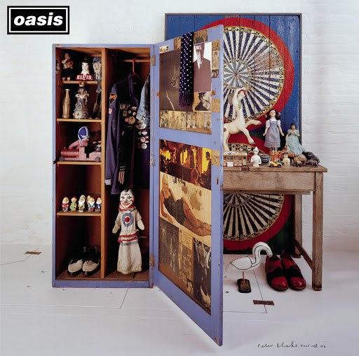 Oasis альбом Cast No Shadow