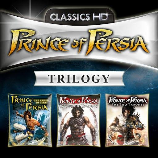Stuart Chatwood альбом Prince of Persia Trilogy (Original Game Soundtracks)