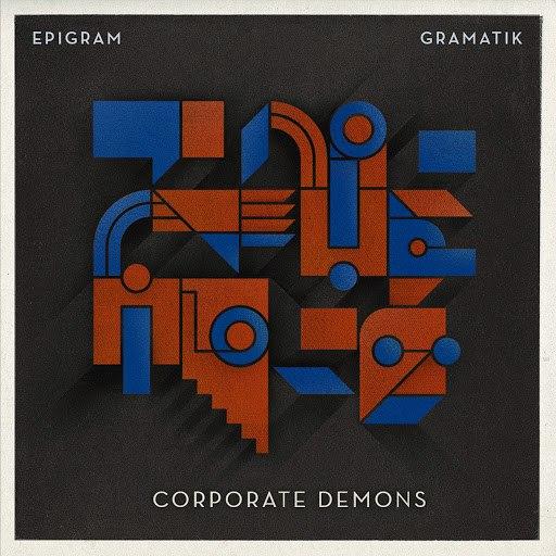 Gramatik альбом Corporate Demons