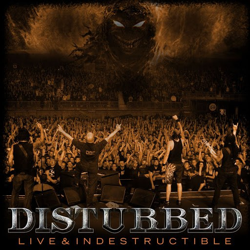 Disturbed альбом Live And Indestructible