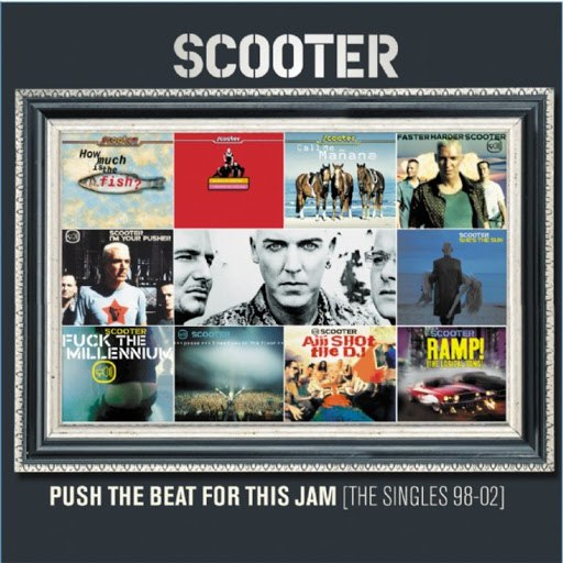 Scooter альбом Push the Beat for This Jam (The Second Chapter)