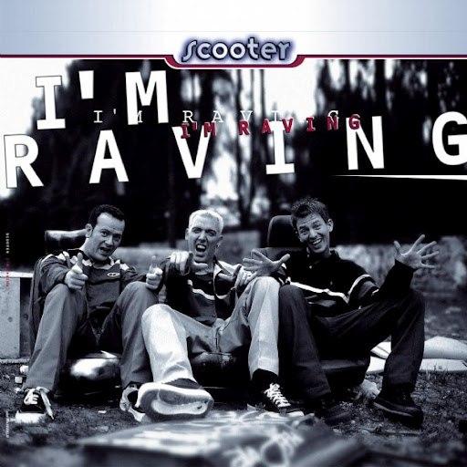 Scooter альбом I'm Raving