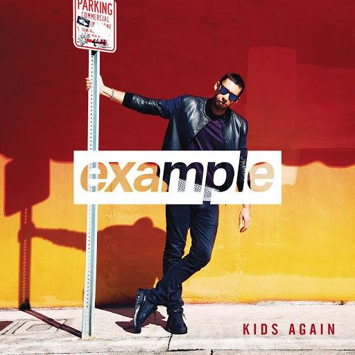 Example альбом Kids Again