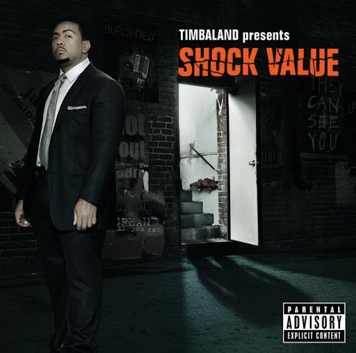 Timbaland альбом Timbaland Presents Shock Value