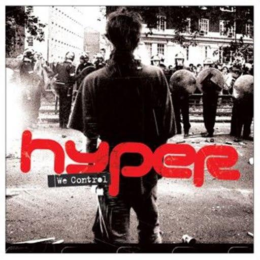 Hyper альбом We Control