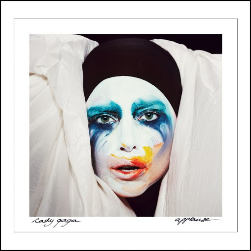 Lady Gaga альбом Applause