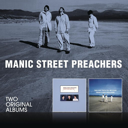 Manic Street Preachers альбом Everything Must Go / This Is My Truth Tell Me Yours