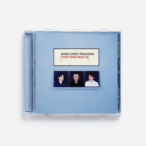 Manic Street Preachers альбом Everything Must Go 20 (Remastered)