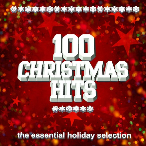 Various Artists альбом 100 Christmas Hits (The Essential Holiday Selection)