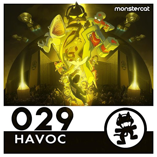 Various Artists альбом Monstercat 029 - Havoc
