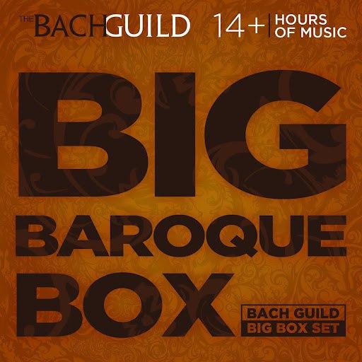Various Artists альбом Big Baroque Box