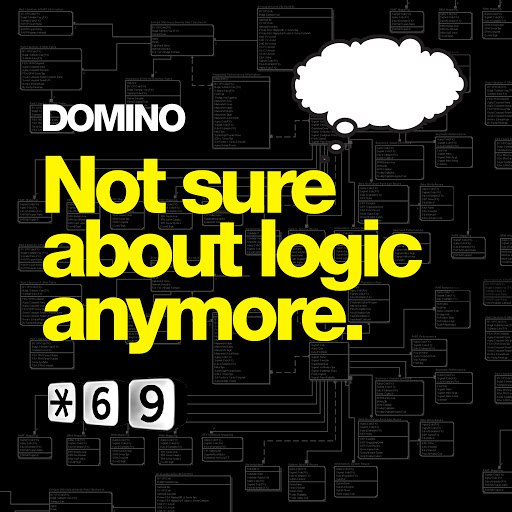 domiNo альбом Not Sure About Logic Anymore